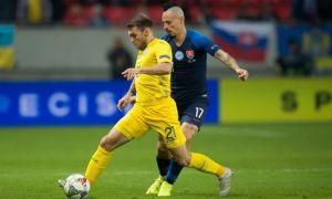 Словакия - Украина 4:1 (видео)