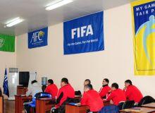 В Ташкенте проходит семинар для судей по футзалу