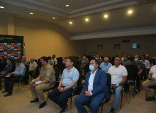 Для сотрудников службы безопасности клубов был организован семинар