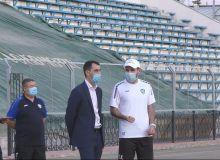 Равшан Ирматов ознакомился с подготовительным процессом сборной Узбекистана U19