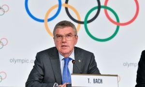 Халқаро Олимпия қўмитаси президенти спортчиларга мурожаат қилди