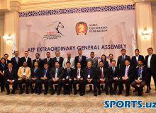 Осиё от спорти Бош Ассамблеяси йиғилиши бўлиб ўтди (фото)