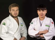 Today, Sharofiddin and Farangiz will compete at the World Judo Championships