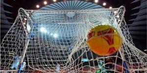 "В столичном зале СК ""Узбекистан"" начался 6-тур XXIII Чемпионата Узбекистана по футзалу."