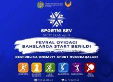 В Сырдарье проходят соревнования по мини-футболу