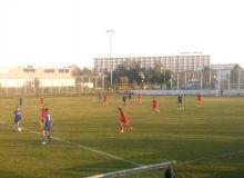 Контрольный матч женской сборной Узбекистана.