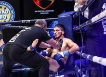 The Uzbek K-1 fighter will make his MMA debut