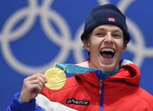Пхёнчхан-2018: Норвегия терма жамоаси медаллар жамғариш бўйича рекордини янгилади