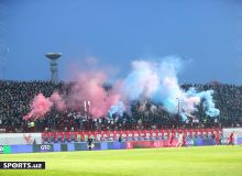 Photo Gallery - Fans. FC Navbahor vs FC Nasaf