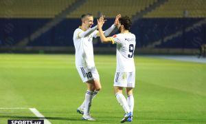 FC Pakhtakor shock FC Bunyodkor with a 5-0 win in Tashkent Derby