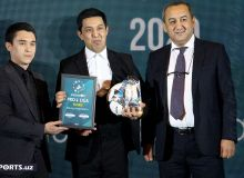 Photo Gallery. 2021 Uzbekistan Pro League Official Draw