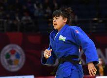 Токио-2020: в рамках четвертого дня соревнований первой стартовала дзюдоистка Фарангиз Хожиева