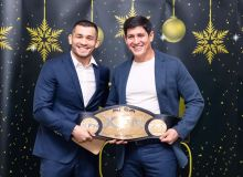 Махмуд Мурадов в топ-10 лучших бойцов UFC 2019 года