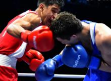 Бокс: Иқболжон Холдоров ҳам чорак финалда