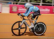 Наши велоспортсмены продолжают успешное участие на кубке Азии