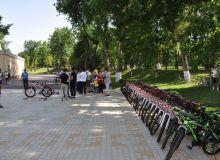 Велопрогулка в Ташкенте прошла успешно