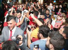Кубок Азии-2019: Сирия прибыла в ОАЭ