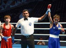 Uzbek boxers dominated ASBC Asian Schoolboys Boxing Championships finals