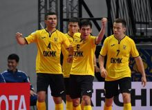 Клубный Чемпионат Азии по футзалу: АГМК одержал победу над командой «Нафт Аль-Васат»