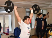 Наши паралимпийцы проводят учебно-тренировочные сборы