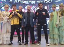 Ўзбекистонлик ёшлар ўртасида WBC чемпионининг навбатдаги жанги 3 раунд давом этди