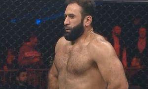 Как Амин Эргашев отправил в технический нокаут своего соперника? (Видео)
