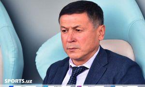 АГМК Миржалол Қосимовни бош мураббий сифатида футболчиларга таништирди