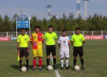 Чемпионат U-18. Самый крупный результат зафиксирован в матче «Арал-Самалы» - «Пахтакор»
