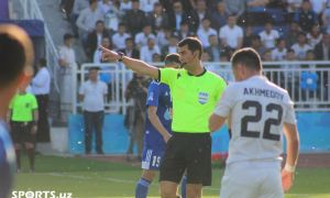 Photo Gallery | Second Half. FC Andijan 3-1 FC Nasaf