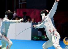 Стартовал чемпионат мира по фехтованию в Будапеште