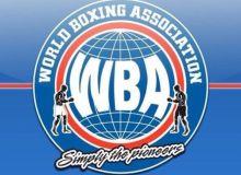WBA 5 та махсус чемпионлик камарлари учун жанг ўтказади