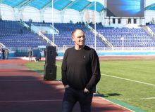 "Ниҳоят, Александр Хомяков ""Бухоро""да иш бошлади"