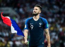 Жиру: Балким мен гол урганимда, Франция жаҳон чемпиони бўлмаслиги ҳам мумкин эди