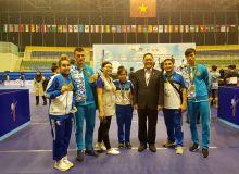 Паратаэквондо: Спортсмены Узбекистана завоевали четыре медали чемпионата Азии