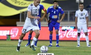 Match Highlights. FC AGMK 2-1 FC Nasaf