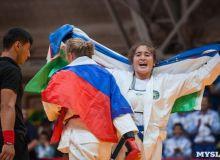 На ЧМ по рукопашному бою спортсмены Узбекистана стали вторыми