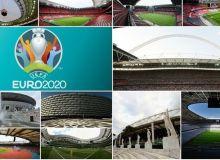 """""""Евро-2020"""" учрашувлари ўтказиладиган стадионлар (2-қисм)"""