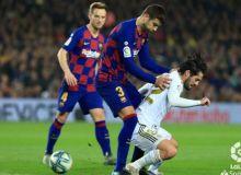 """""""Барселона"""" афсонаси """"Реал""""га қарши кўрсатган ўйини учун каталонияликларни танқид қилди"""