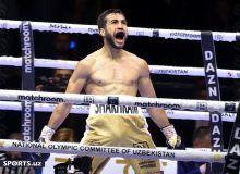 Shakhram Giyasov drops Moreno twice to early stoppage