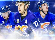 Воронин, Григоренко и Синявский - лучшие форварды сезона