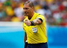 Мексика - Швеция баҳсини аргентиналик ҳакам бошқариб боради
