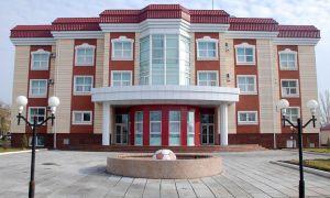 Руководство министерства спорта и АФУ посетило Республиканскую школу высшего спортивного мастерства