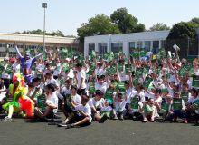 В Ташкенте организован фестиваль, посвящённый Дню детского массового футбола АФК