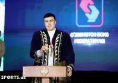 Boks bo'yicha Jahon chempionati. Bokschilarni kutib olish