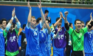 Uzbekistan to compete with Tajikistan, Nepal and Afghanistan in AFC Futsal Championship 2020 Qualifiers