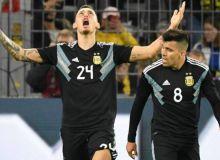 Аргентинадан ажойиб камбэк (видео)