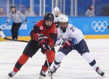 Хоккей: АҚШ аёллар термаси Олимпиада чемпиони