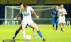 «Андижан» в шестой раз за сезон сыграл вничью против «Машъала» (Видео)