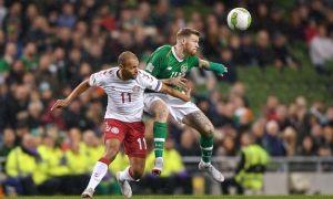 Ирландия – Дания 0:0 (видео)