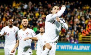 Литва - Португалия 1:5 (видео)